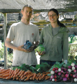 Rose Ranch CSA Baylan
